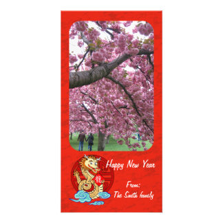 Year of the Dragon Picture Card