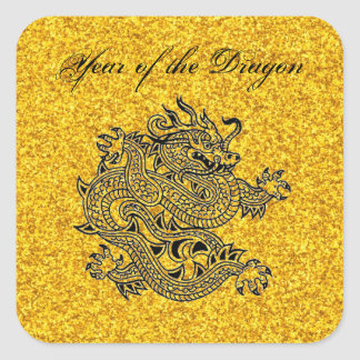 Year of the Dragon Stickers