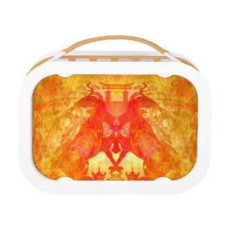 year of the goat lunch box