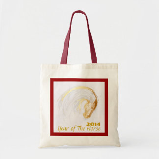 Year Of The Horse - Customizable Tote bag