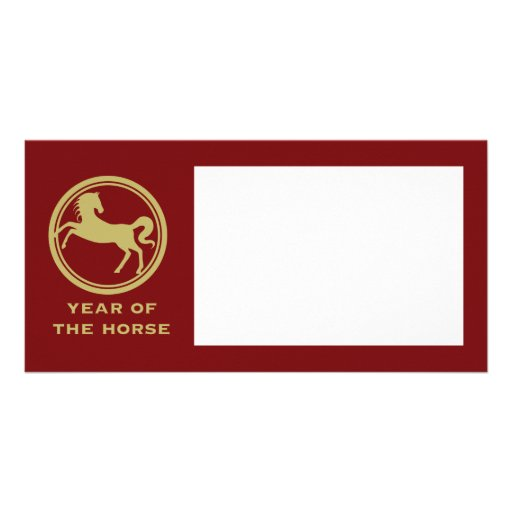Year of the Horse Photo Cards