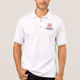 Year of The Monkey Characteristics Polo Shirt