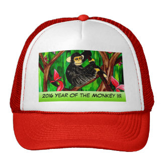 Year of the Monkey hat