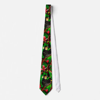 Year of the Monkey tie