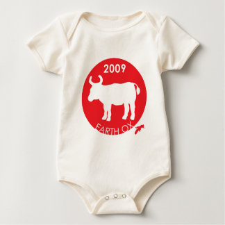 YEAR OF THE OX BABY BODYSUIT
