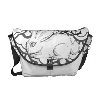 Year of the Rabbit Commuter Bag