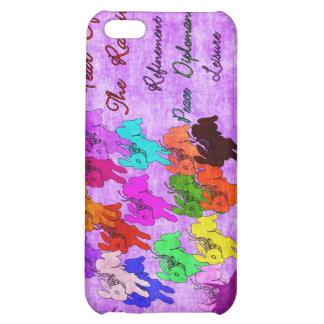 Year of the Rabbit iPhone 5C Cases