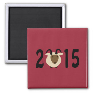 Year of the Ram 2015 Magnet