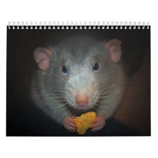 Year of the Rat Calander Wall Calendars