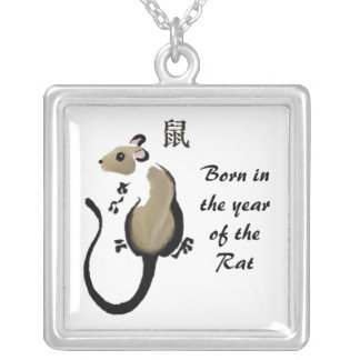 Year of the Rat Necklace