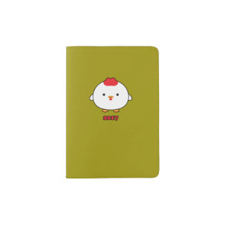 Year of the Rooster 2017 Passport Holder