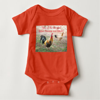 Year of the Rooster Bodysuit