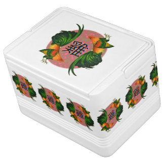 Year of the Rooster Circle Cooler