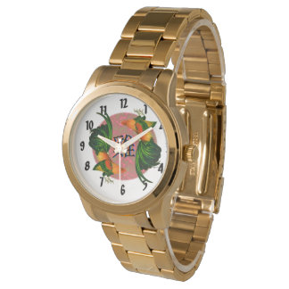 Year of the Rooster Circle Watch