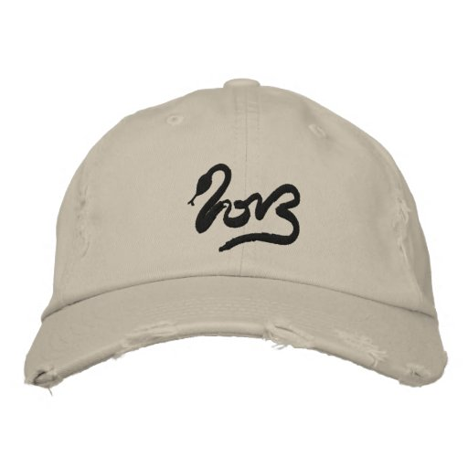 Year of the Snake 2013 - Chinese New Year Embroidered Hats