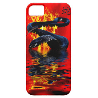 Year of the Snake  Black Snake  Chinese New Year Barely There iPhone 5 Case