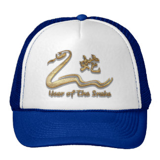 Year of The Snake Hats