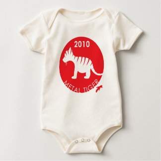 YEAR OF THE TIGER BABY BODYSUIT