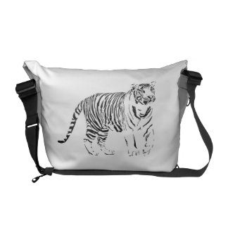 Year of the Tiger - Bag Messenger Bags