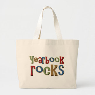 Yearbook Rocks Canvas Bags