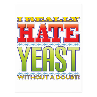 Yeast Hate Post Cards