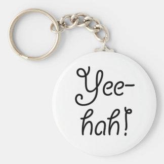 Yee-hah! Key Ring