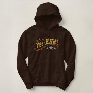 Yee Haw Embroidered Hoodie