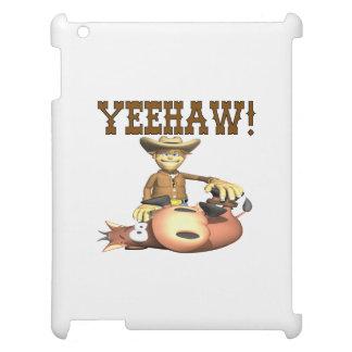 Yeehaw 2 iPad case