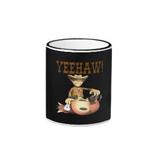 Yeehaw 2 mug