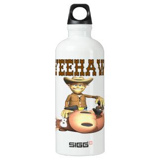 Yeehaw 2 SIGG traveller 0.6L water bottle