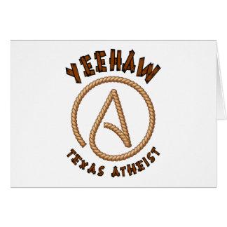 Yeehaw! Card