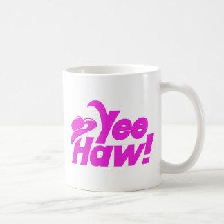 YeeHaw Gitty Up Cowgirl Mugs