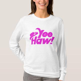 YeeHaw Gitty Up Cowgirl T-Shirt