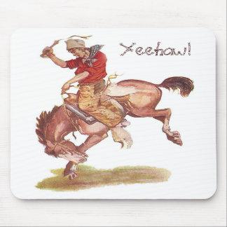 Yeehaw! Mousepad