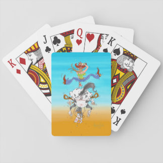 """Yeehaw"" Playing cards"