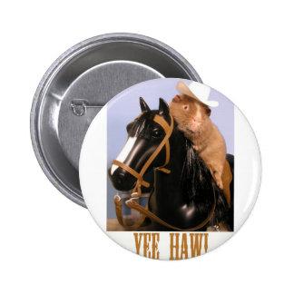 YeeHAW Wilbur Pin