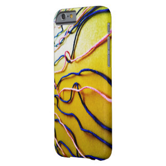 Yellow <3 barely there iPhone 6 case