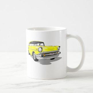 Yellow '57 Nomad Mug