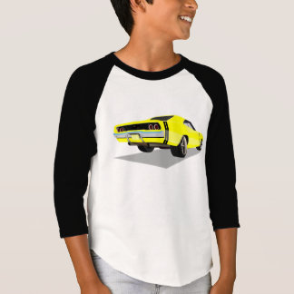 Yellow 68 Charger T-Shirt