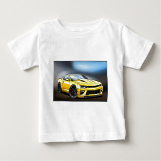 Yellow_6th_Gen Baby T-Shirt