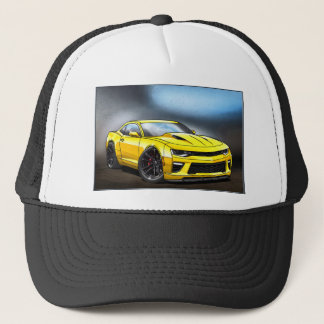 Yellow_6th_Gen Trucker Hat