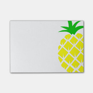 Yellow and Green Pineapple Post-it® Notes