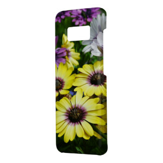 Yellow and Purple Flowers Case-Mate Samsung Galaxy S8 Case