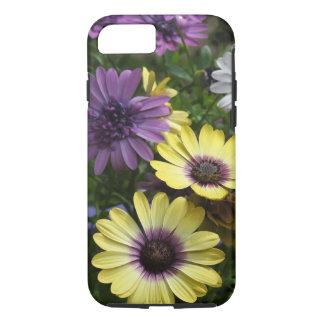 Yellow and Purple Flowers iPhone 7 Case