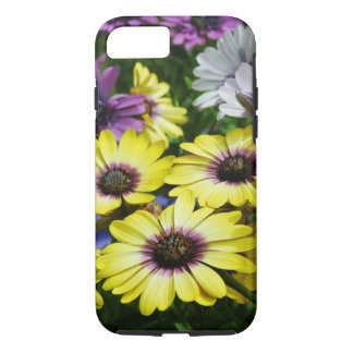 Yellow and Purple Flowers iPhone 8/7 Case