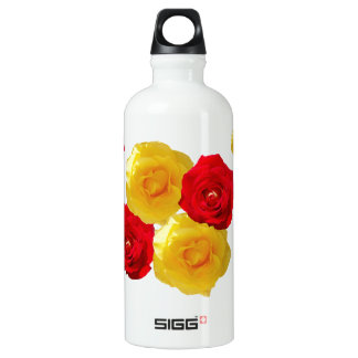 Yellow and Red Roses SIGG Traveller 0.6L Water Bottle