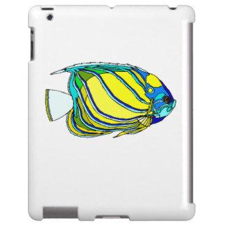 Yellow Angel Fish