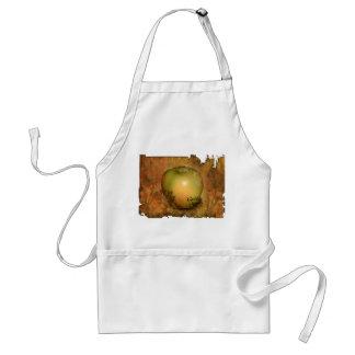 Yellow Apple Standard Apron