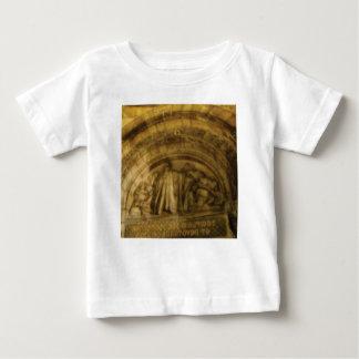 yellow arch stonework baby T-Shirt