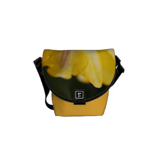 Yellow as Freesia - Mini Messenger Bag